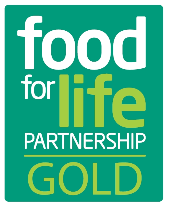 Food for Life Gold logo